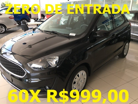 Ford Ka 1.0 Se Plus Flex 5p / 0 Km / 2019