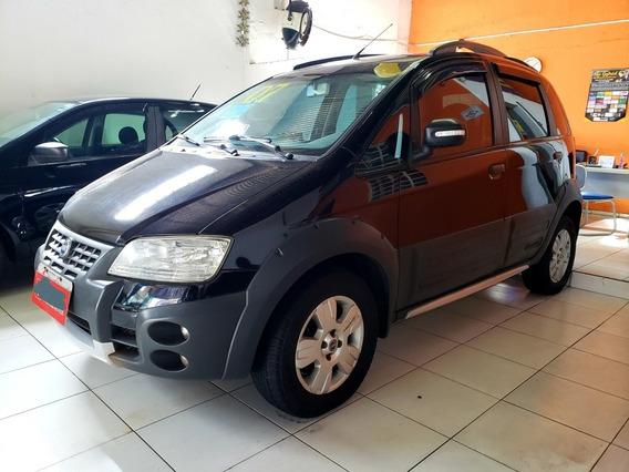 Fiat Idea 1.8 Adventure - 2008 - Completa!!!