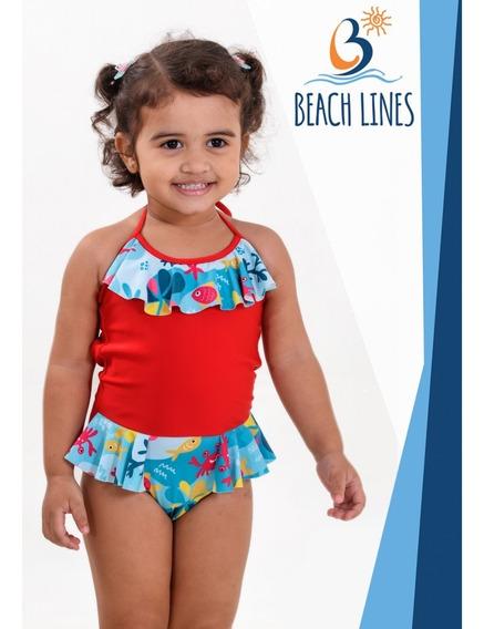 Maiô Infantil Moda Praia_ Verão_promoção