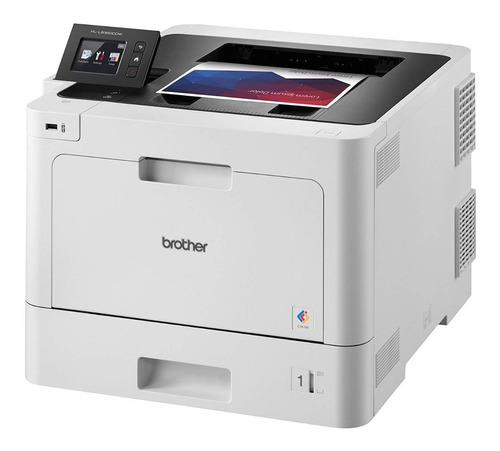 Impressora Brother Hl-l8360cdw Laser Colorida Sem Fio L8360
