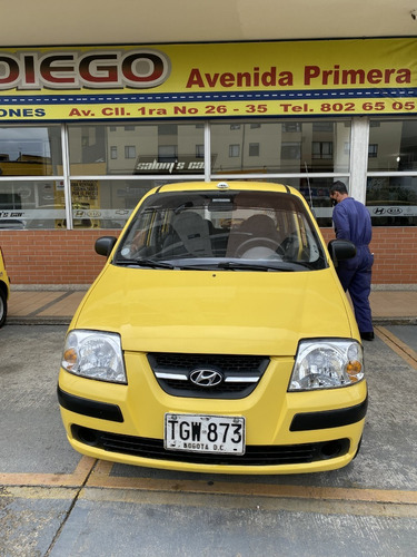 Hyundai Atos Prime Gl 2012 Taxi