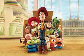 Painel De Festa Toy Story #02 150x100