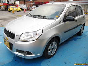 Chevrolet Aveo Emotion Mt 1600 Cc Aa 1ab