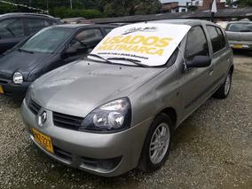 Renault Cliocampus 1.2 Gris Beigs 2014