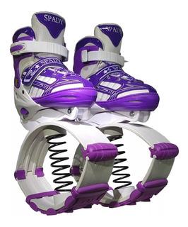 Botas De Rebote Salto Jumps Modelo Kangoo Fitness Aerobics