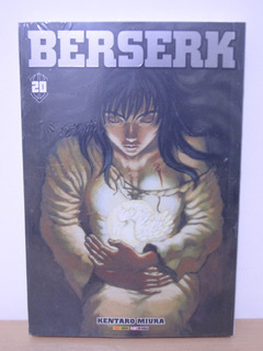 Mangá Berserk Vol. 20 Edição De Luxo Lacrado