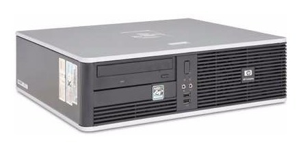 Hp Compaq Dc5750 Small Athlon X2 4200 1 Gb Ram 80gb Hd Dvi