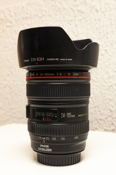 Canon 24-105 F4 L Is