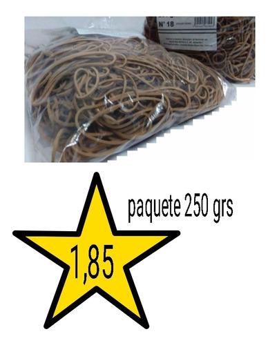 Ligas De Goma Numero N° 18 250grs Mayka