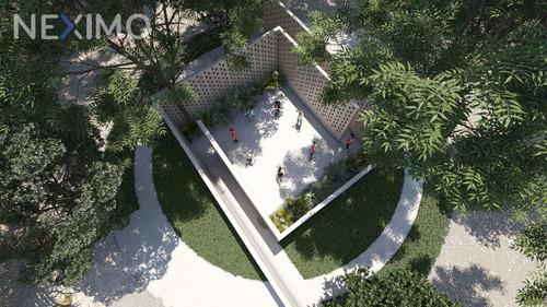 Imagen 1 de 9 de Terreno Comercial En Venta En Desarrollo Habinta Ubicado  En Chicxulub Pueblo, Yucatán.