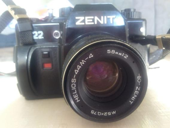Maquina Fotografica Analogica Zenit