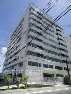 Flat Residencial À Venda, Cabo Branco, João Pessoa - Fl0023. - Fl0023