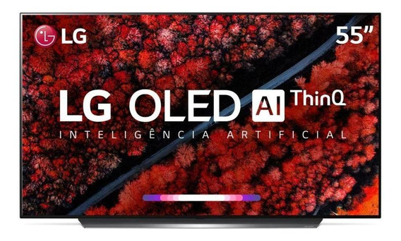 Smart Tv Lg 55 Oled Uhd 4k Smart Magic Oled55c9ssc