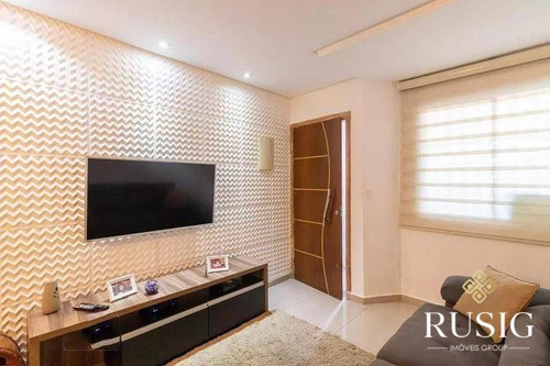 Imagem 1 de 25 de Sobrado Com 2 Dormitórios À Venda, 84 M² - Jardim Artur Alvim - São Paulo/sp - So0995