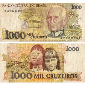 Cédula De 1000 Cruzeiros