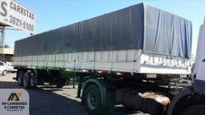Carreta Graneleiro Randon Ls 3 Eixos 2010 12,50m X 1,80m