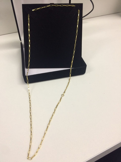 Corrente De Ouro 18k Cartier 8.6g