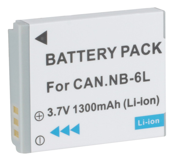 Bateria Para Camera Canon Nb-6l