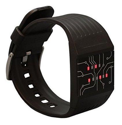 Reloj De Pulsera Binario Getdigital Para Profesionales Con L