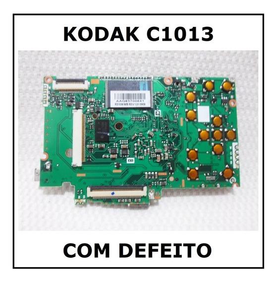 Câmera Digital Kodak Easyshare C1013 C 1013 - Placa Defeito