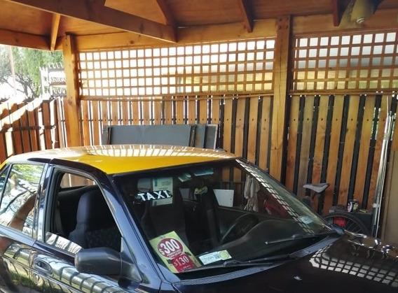 Vendo Auto Taxi Con Derechos.