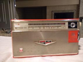 Raridade Radio Portatil Mitsubishi 8x584t