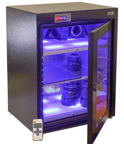 Gabinete Drybox, Póp Case, Anti Fungos, Lente 70-200 F2.8