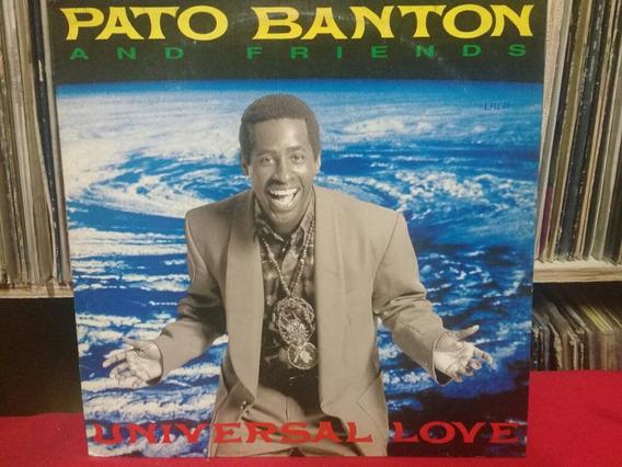 Lp Reggae Pato Banton Universal Love