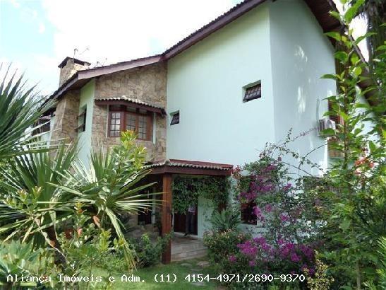 Casa Em Condomínio Para Locação Em Santana De Parnaíba, Residencial 9, 4 Suítes - 2754_2-317725