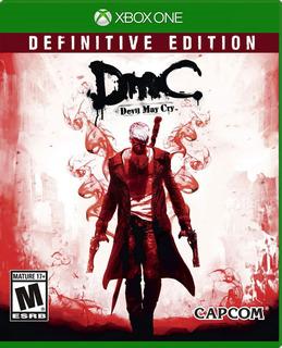 Dmc Devil May Cry Definitive Xbox One Nuevo Original Sellado