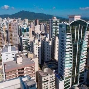 Apartamento Cobertura Duplex Em Meia Praia  -  Itapema - 2545