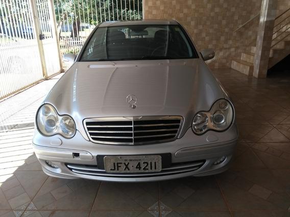 Mercedes C200 Advantgarde 1.8 Automático Muito Conservado.