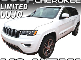 Jeep Grand Cherokee Limited Lujo V8 5.7 4x Piel Qc Touch Arh