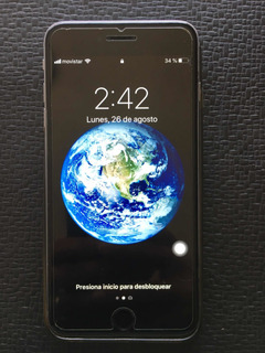 iPhone 6 Plus 16gb Como Nuevo Con Forro