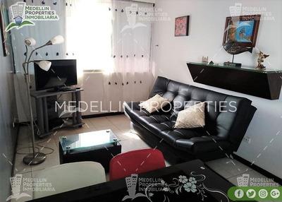 Arrendamientos De Apartamentos En Medellín Cód: 4990