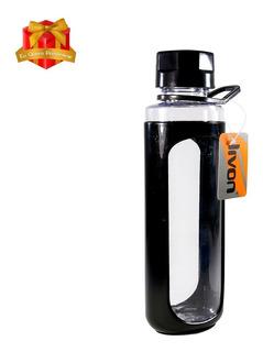 Garrafa Squeeze De Plastico Para Agua Suco Academia - 650ml