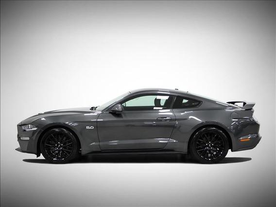 Ford Mustang Ford Mustang Gt Premium Cinza V8 5.0 466cv