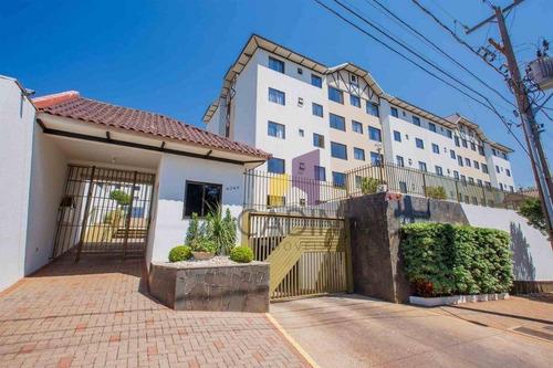Imagem 1 de 8 de Apartamento À Venda - Cancelli - Cascavel/pr - Ap0628