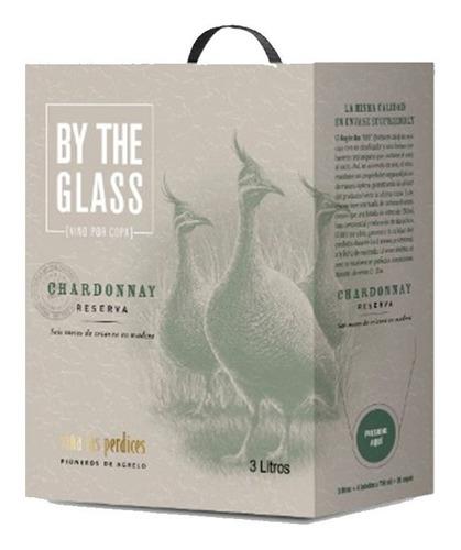 Vino Las Perdices Bag In Box Chardonnay 3 Litros Caja X4 Uni