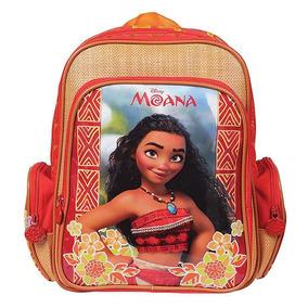 Mochila Infantil Escolar Moana Menina Dermiwil 37172