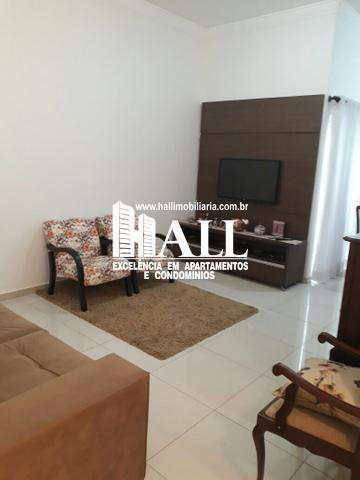 Casa De Condomínio Com 3 Dorms, Village Damha Mirassol Ii, Mirassol - R$ 673 Mil, Cod: 3312 - V3312