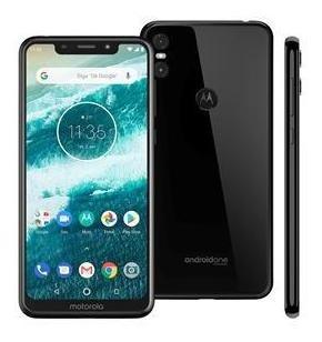 Motorola One 64gb, Dual Chip, 4g, Preto