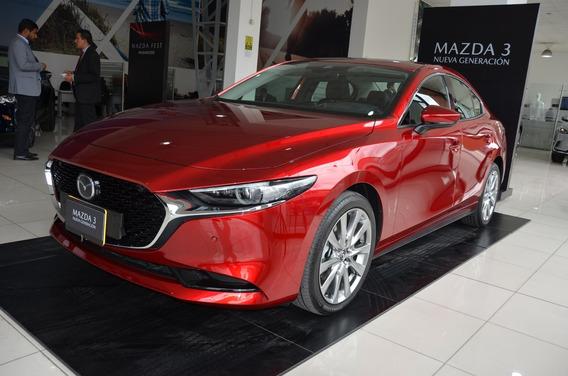 Nuevo Mazda 3 Skyactiv Grand Touring