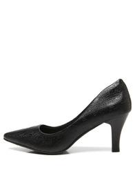 e81734b786 Scarpin Mooncity Preto 35 - Sapatos no Mercado Livre Brasil