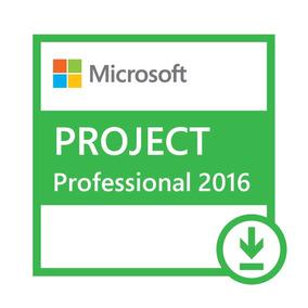 Microsoft Project 2016 Original Oferta Envio 2 Minutos!
