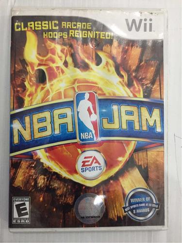 Imagen 1 de 1 de Nba Jam Nintendo Wii