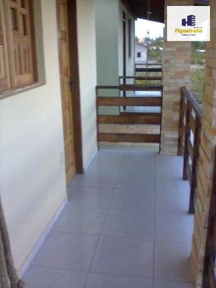 Casa Residencial Para Locação Mobiliada (diaria),jacumã Pb, Conde. - Ca0291