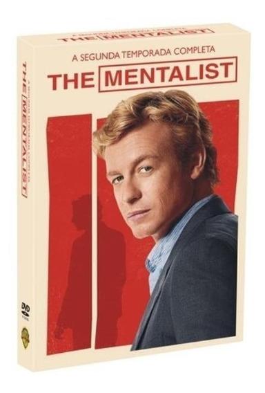 Box Original: The Mentalist 2ª Temporada Mentalista - 5 Dvds