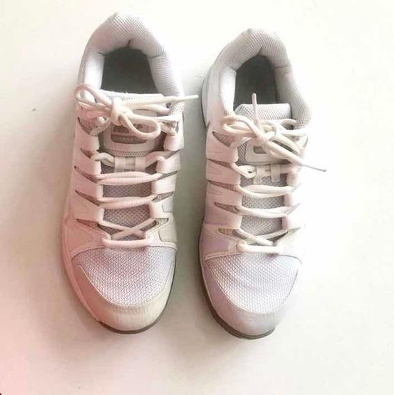 Zapatillas Nike Tenis Talle 38 Mujer