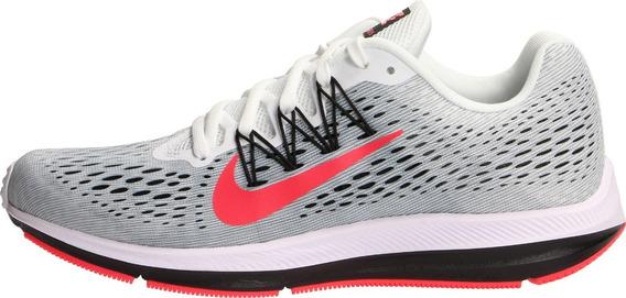 Zapatillas Nike Zoom Winflo 5 Hombre Running Aa7406-101
